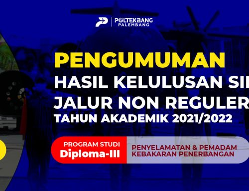 Pengumuman Kelulusan SIPENCATAR Jalur Non Reguler (Mandiri) 2021/2022